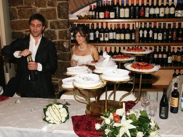 Il matrimonio di Simone e Valentina a Montemurlo, Prato 245