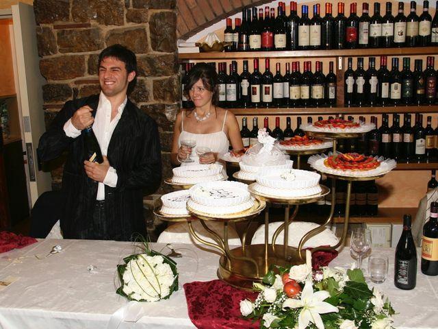 Il matrimonio di Simone e Valentina a Montemurlo, Prato 246