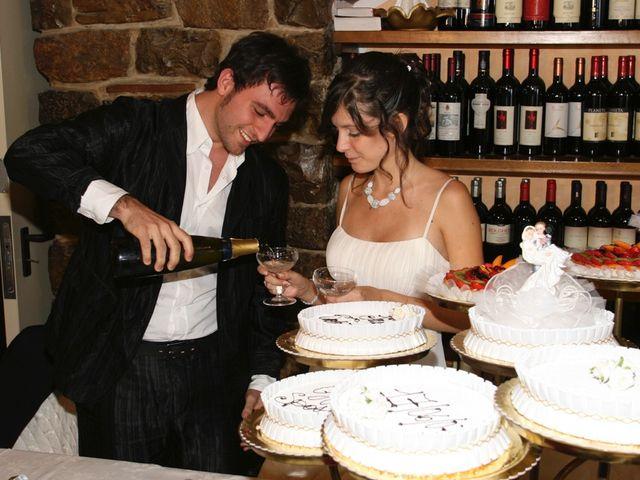Il matrimonio di Simone e Valentina a Montemurlo, Prato 248