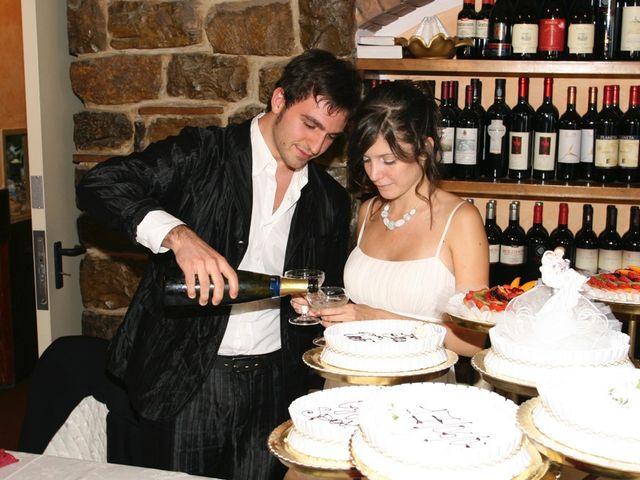 Il matrimonio di Simone e Valentina a Montemurlo, Prato 249