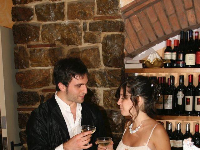 Il matrimonio di Simone e Valentina a Montemurlo, Prato 250