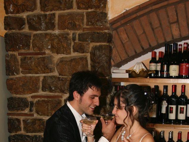 Il matrimonio di Simone e Valentina a Montemurlo, Prato 251