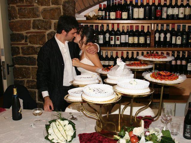 Il matrimonio di Simone e Valentina a Montemurlo, Prato 252
