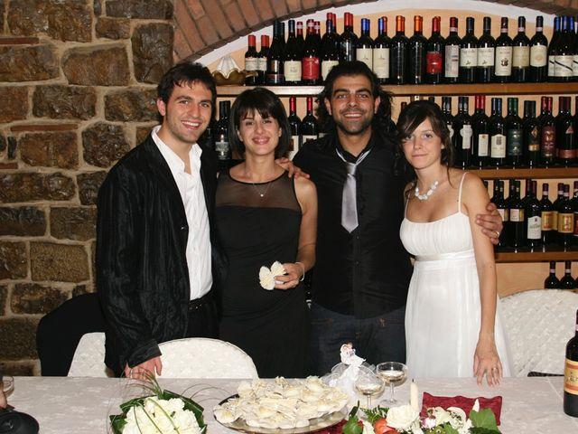 Il matrimonio di Simone e Valentina a Montemurlo, Prato 254