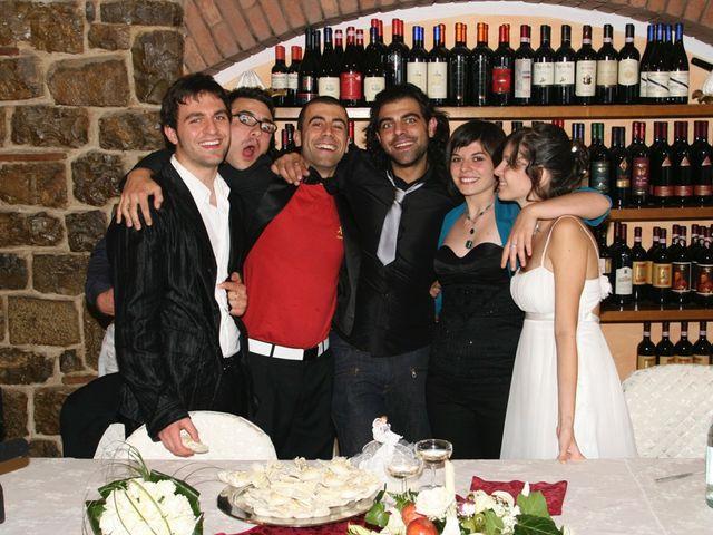 Il matrimonio di Simone e Valentina a Montemurlo, Prato 255