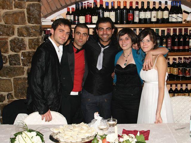 Il matrimonio di Simone e Valentina a Montemurlo, Prato 256