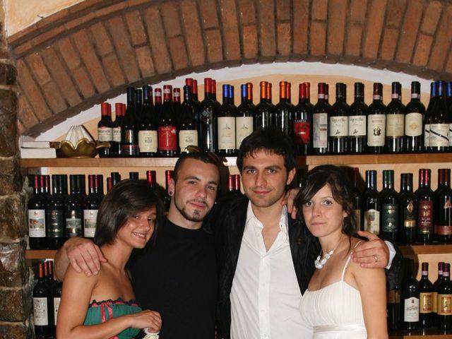 Il matrimonio di Simone e Valentina a Montemurlo, Prato 258