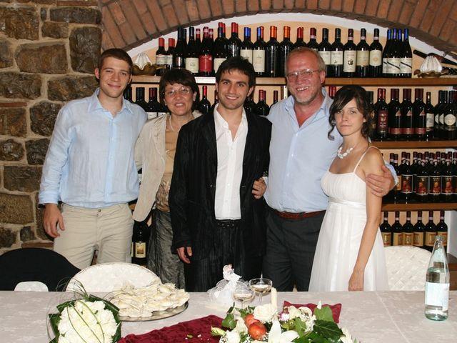 Il matrimonio di Simone e Valentina a Montemurlo, Prato 259