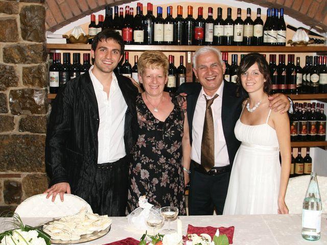 Il matrimonio di Simone e Valentina a Montemurlo, Prato 260