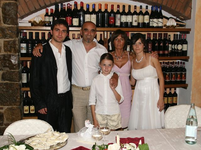 Il matrimonio di Simone e Valentina a Montemurlo, Prato 261