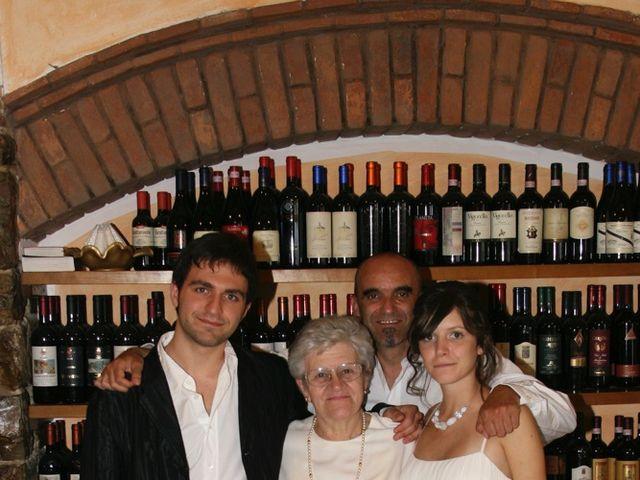 Il matrimonio di Simone e Valentina a Montemurlo, Prato 262