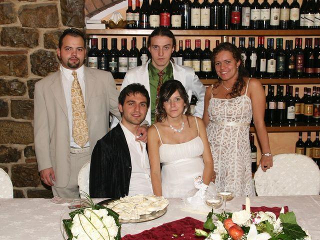 Il matrimonio di Simone e Valentina a Montemurlo, Prato 263