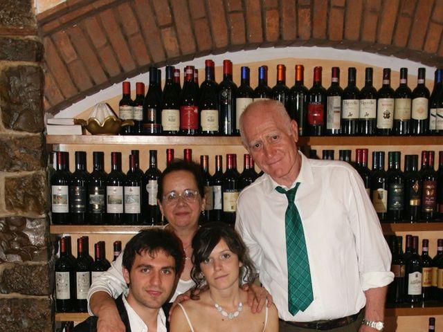 Il matrimonio di Simone e Valentina a Montemurlo, Prato 264