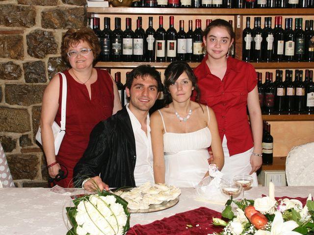 Il matrimonio di Simone e Valentina a Montemurlo, Prato 265
