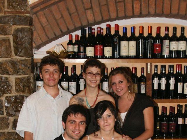 Il matrimonio di Simone e Valentina a Montemurlo, Prato 266