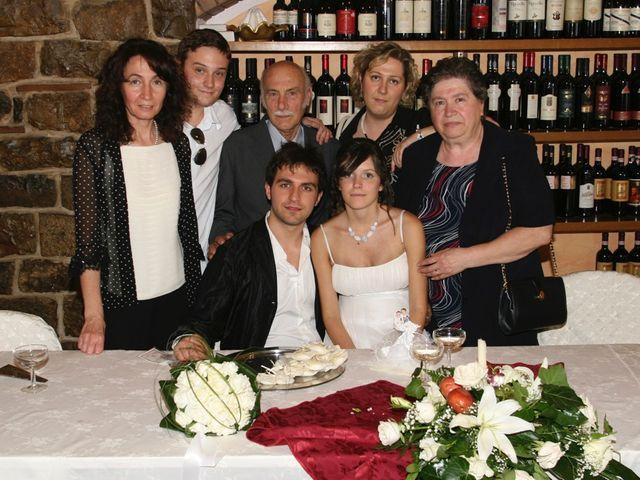 Il matrimonio di Simone e Valentina a Montemurlo, Prato 267