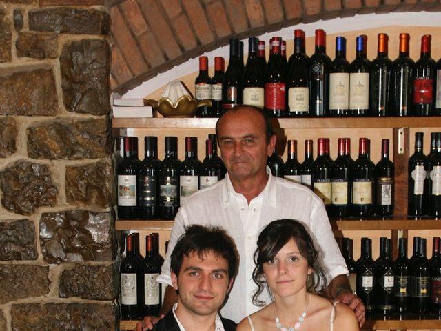 Il matrimonio di Simone e Valentina a Montemurlo, Prato 268