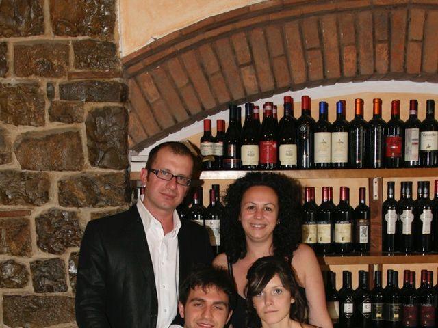 Il matrimonio di Simone e Valentina a Montemurlo, Prato 269
