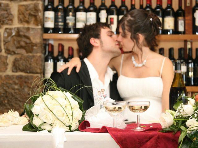 Il matrimonio di Simone e Valentina a Montemurlo, Prato 271