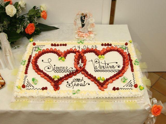 Il matrimonio di Simone e Valentina a Montemurlo, Prato 275
