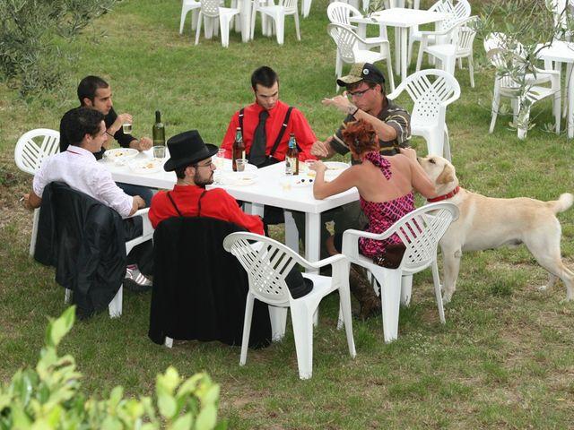 Il matrimonio di Simone e Valentina a Montemurlo, Prato 277