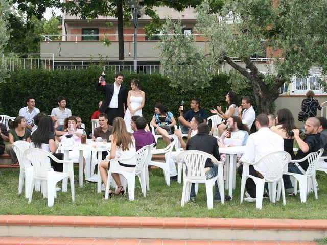 Il matrimonio di Simone e Valentina a Montemurlo, Prato 278