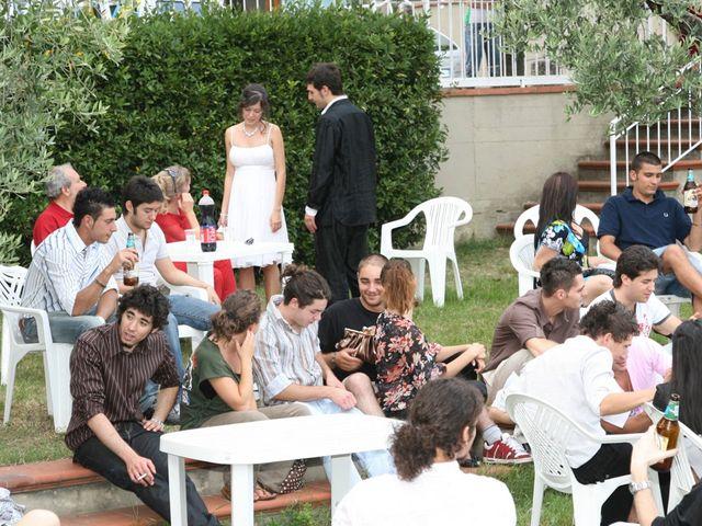 Il matrimonio di Simone e Valentina a Montemurlo, Prato 280