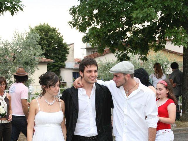 Il matrimonio di Simone e Valentina a Montemurlo, Prato 281