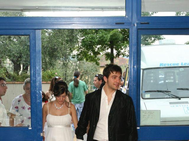 Il matrimonio di Simone e Valentina a Montemurlo, Prato 282