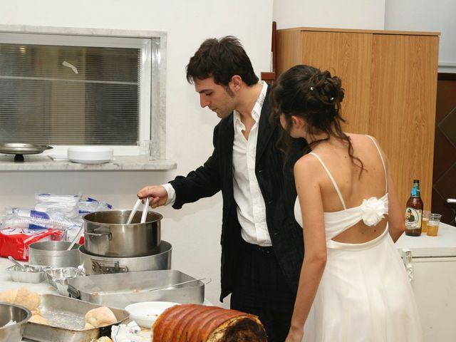 Il matrimonio di Simone e Valentina a Montemurlo, Prato 283