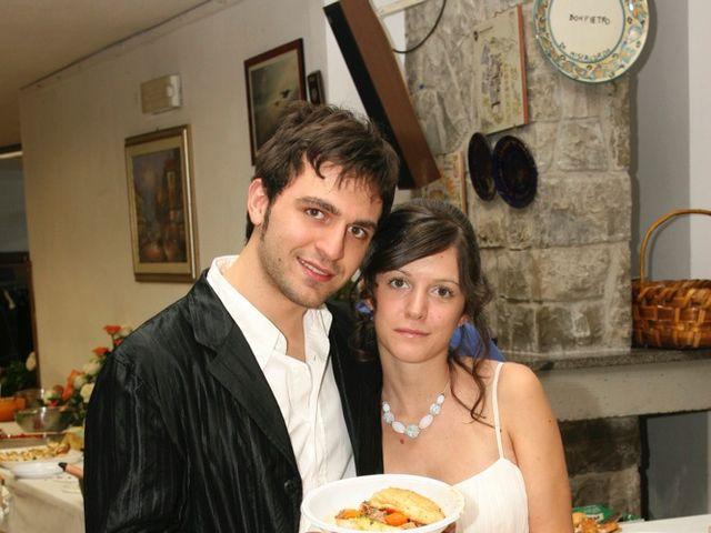 Il matrimonio di Simone e Valentina a Montemurlo, Prato 286