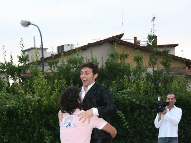 Il matrimonio di Simone e Valentina a Montemurlo, Prato 292