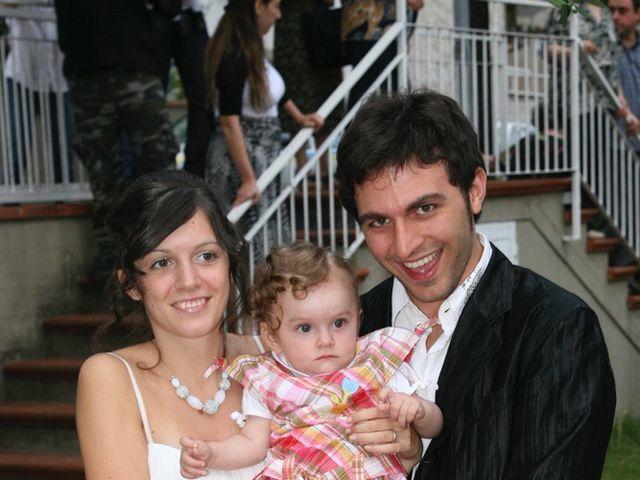 Il matrimonio di Simone e Valentina a Montemurlo, Prato 293