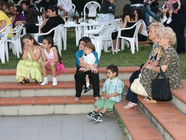 Il matrimonio di Simone e Valentina a Montemurlo, Prato 295