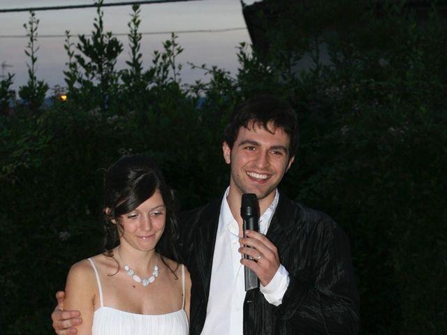 Il matrimonio di Simone e Valentina a Montemurlo, Prato 299