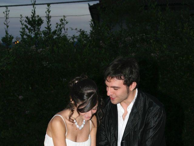 Il matrimonio di Simone e Valentina a Montemurlo, Prato 300