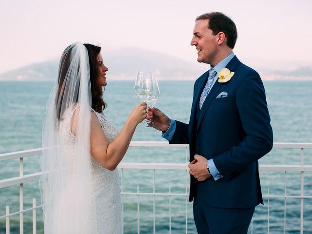 Le nozze di Jordan e Martin