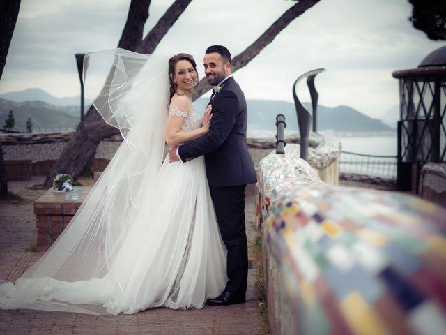 Le nozze di Francesca e Alfonso