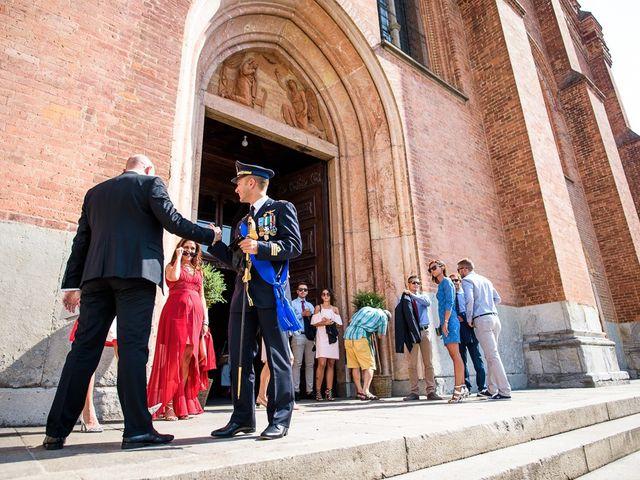Il matrimonio di Alessandro e Giulia a Pavia, Pavia 18