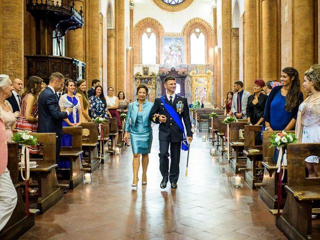 Il matrimonio di Alessandro e Giulia a Pavia, Pavia 19