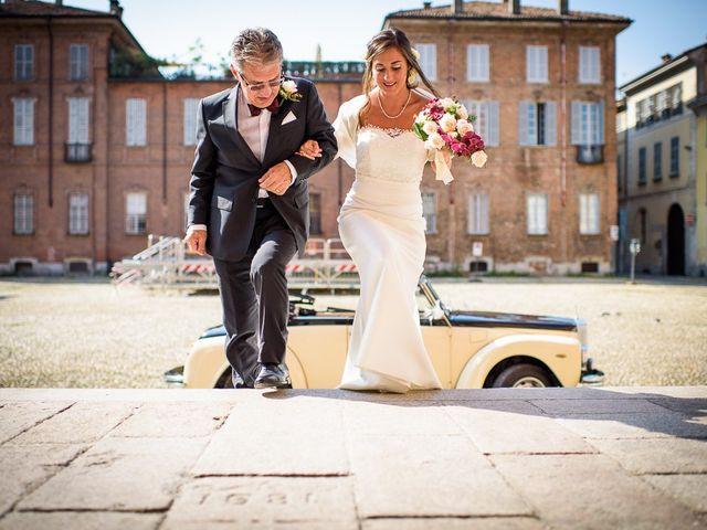 Il matrimonio di Alessandro e Giulia a Pavia, Pavia 22