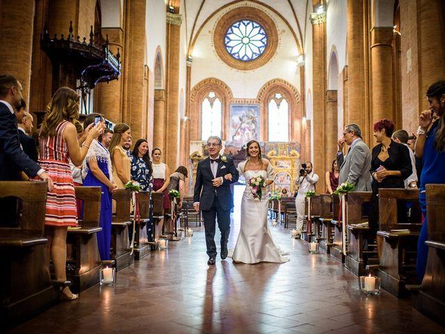 Il matrimonio di Alessandro e Giulia a Pavia, Pavia 23