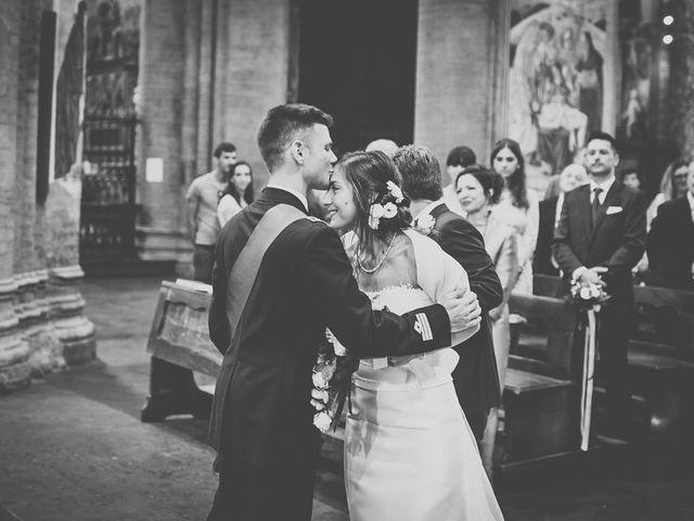 Il matrimonio di Alessandro e Giulia a Pavia, Pavia 24