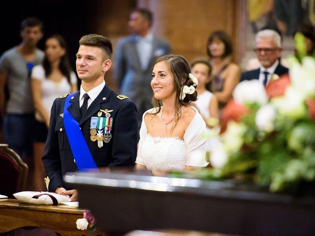 Il matrimonio di Alessandro e Giulia a Pavia, Pavia 26