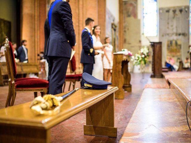 Il matrimonio di Alessandro e Giulia a Pavia, Pavia 29