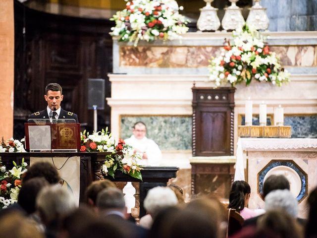 Il matrimonio di Alessandro e Giulia a Pavia, Pavia 32