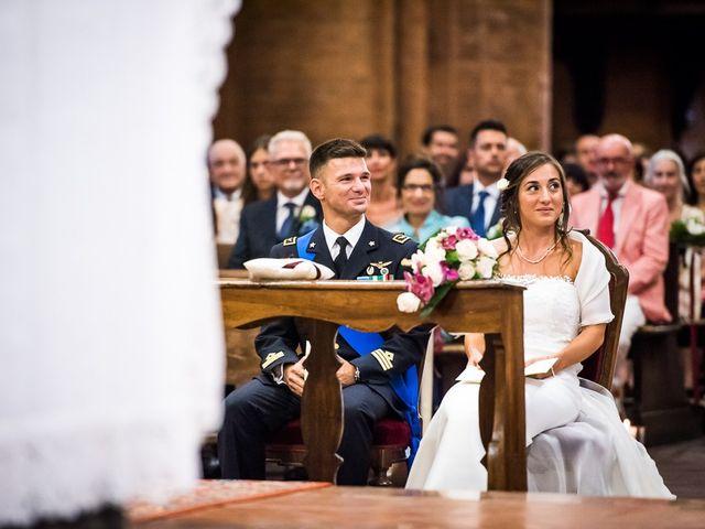 Il matrimonio di Alessandro e Giulia a Pavia, Pavia 34