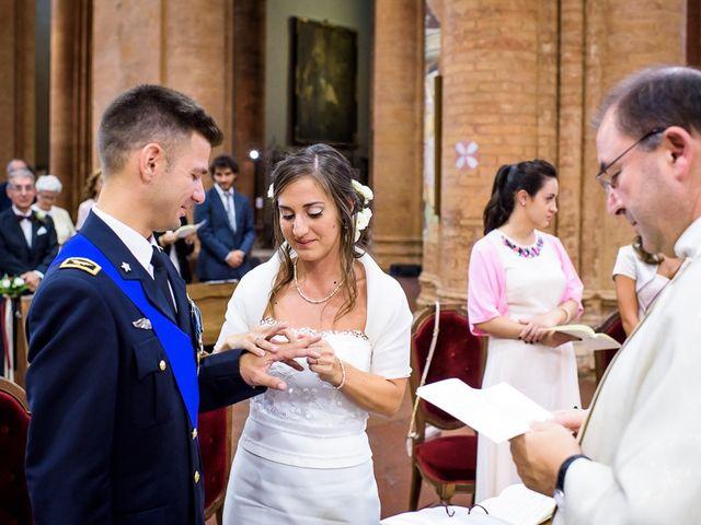 Il matrimonio di Alessandro e Giulia a Pavia, Pavia 36