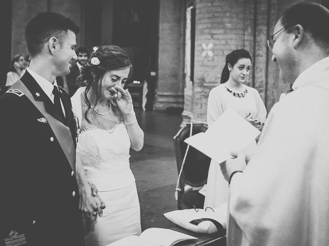 Il matrimonio di Alessandro e Giulia a Pavia, Pavia 38
