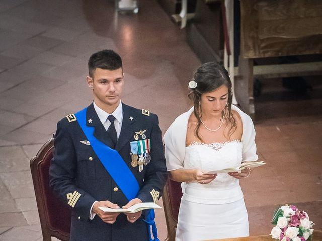 Il matrimonio di Alessandro e Giulia a Pavia, Pavia 44